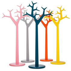 Tree coatrack by Swedese.