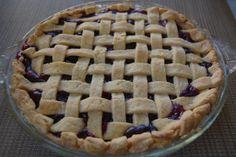 Blueberry Pie - 365 Days of Baking