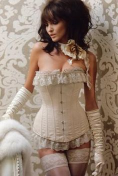one of my absolute FAVORITE corsets, by FGM - tribe.net
