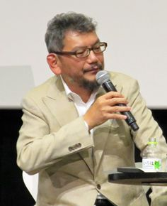 Hideaki Anno (film director-Japan) 庵野秀明(映画監督) Hideaki Anno, Fictional Characters, Fantasy Characters