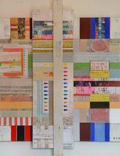 Heb ik, schilderij van WVD ART, Wouter van Donselaar .. Kunst / Abstract / Modern / Schilderij