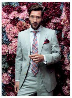 fashionwear4men: John Halls for Da Man Style by Marco Domingo Sanchez http://mensfashionworld.tumblr.com/post/117737863138