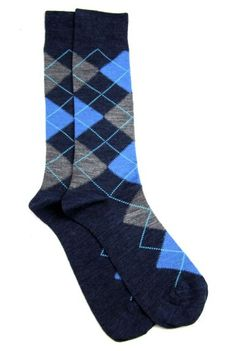 Italian Made - Mid Calf Men's Socks - New for 2014 - www.buyyourties.com