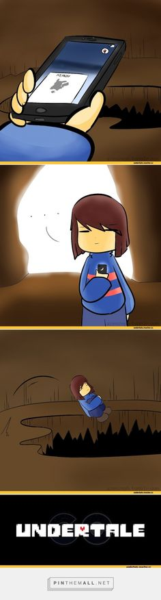 Oh so it was because of Pokemon Go that Frisk fell down MT:Ebott. (I'M DONE! 100,000% DONE!)