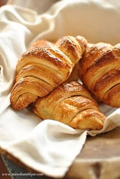 Most Difficult Recipes:  #10 Croissants