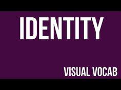 Identity defined - From Goodbye-Art Academy Art Terminology, Teaching Art, Teaching Resources, Art Videos For Kids, Art Criticism, Art Terms, High School Art, Art Academy, Elements Of Art