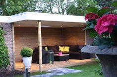 Overdekt terras - Overkappingen - Van der Vecht Huisstyle