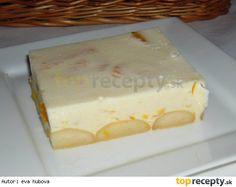 Dezert s mandarinkami Cheesecake, Food, Cheesecakes, Essen, Meals, Yemek, Cherry Cheesecake Shooters, Eten