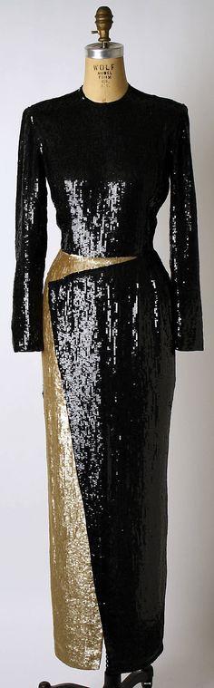 Dress  Geoffrey Beene  (American, 1927–2004)
