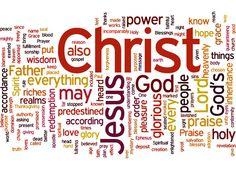 #WordCloud                      Book of Ephesians