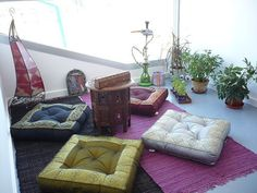 terrazas estilo arabe (5) | Decorar tu casa es facilisimo.com