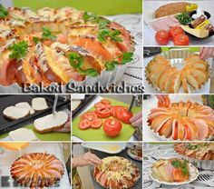 South African Recipes | BAKED SANDWICHES (Egg Cobbler) (http:// www.prakticideas.com)