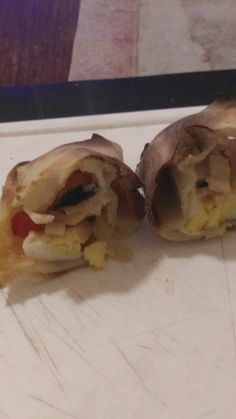 Empanadas de kamikama sin TAC