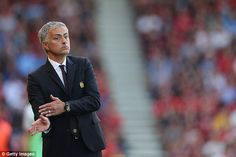 Old Trafford boss Jose Mourinho has been accused of showing the German no…
