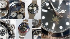 A Vintage Selection from Phillips' Hong Kong Watch Auction