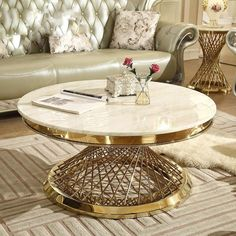 Cheap Dining Tables, Coffee Table To Dining Table, Marble Top Coffee Table, Unique Coffee Table, Coffee Table Design, Modern Coffee Tables, Marble Dining Tables, Center Table Living Room, Dining Room