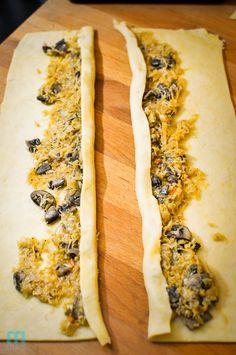 Pin by Iwona Stręk on Coś do jedzenia :) in 2020 Xmas Food, Christmas Cooking, Slow Food, Savoury Baking, Snacks Für Party, Brunch, Creative Food, Us Foods, Appetizer Recipes