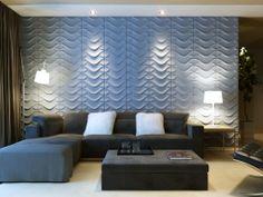 Decor Enric  Maler Heyse verarbeitet 3-D-Wanddekore / Wandpaneelen --> http://www.ms.maler-heyse.de
