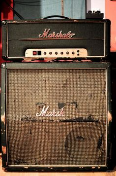 used Marshall JMP and 4 x 12 Nice! :: Shared by The Lewis Hamilton Band :: https://www.facebook.com/lewishamiltonband/app_2405167945 - http://www.lewishamiltonmusic.com http://www.reverbnation.com/lewishamiltonmusic https://soundcloud.com/lewis-hamilton-music