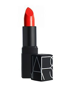NARS lipstick orange-red