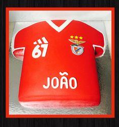 SLB Benfiquista  Benfica Bolo Cake Camisola