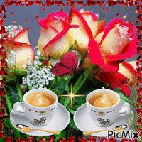 See the PicMix Good morning! Good Morning Beautiful Quotes, Good Morning My Love, Good Morning Coffee, Good Morning Picture, Good Afternoon, Morning Pictures, Good Morning Wishes, Beautiful Flowers Pictures, Beautiful Rose Flowers