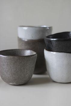 Kaori Tatebayashi - her new work...love these beakers!