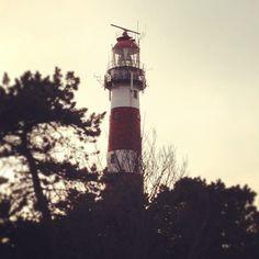 Vuurtoren ameland #lighthouse