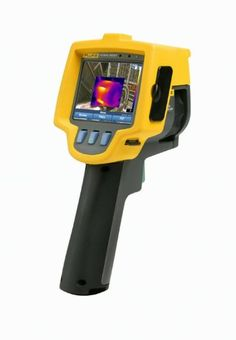 Fluke Ti25 9Hz Thermal Imager SmartView analysis and reporting software 2 GB SD memory card Multi-function card reader for downloading images into your computer  http://tekthermal.com #tekthermal