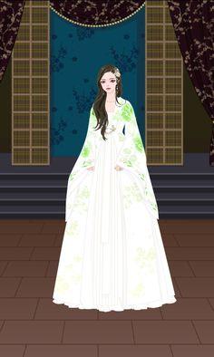Korean Traditional Dress, Traditional Dresses, Jang Nara, Empress Ki, Muslim Wedding Dresses, Korean Hanbok, Hanfu, Costumes, Costume Ideas