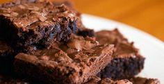Brownie Sem Glúten, Sem Leite e Sem Ovo