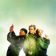 Jack's Angels (Stargate SG:1)
