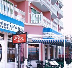 Insider's Guide to Boardwalk Restaurants in Rehoboth Beach Delaware