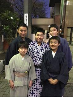成田屋若手新しいお弟子さんが増えました