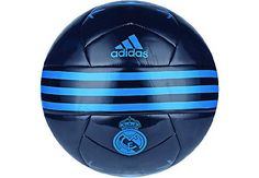 10598da6f adidas Real Madrid Soccer Ball - Night Indigo   Bright Blue Adidas Soccer  Jerseys