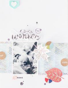 Blog: Member Spotlight | Marivi - Scrapbooking Kits, Paper & Supplies, Ideas & More at StudioCalico.com!