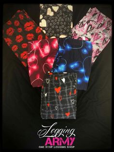 Launching soon! Find me on Facebook. Legging Army with Jessie T