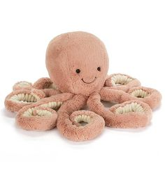 I have eight arms to hug you http://www.knuffelsalacarte.nl/nl/jellycat-knuffels-odell-octopus-jellycat-49-cm.html