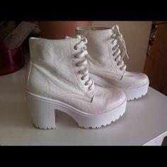 Women Chunky Sneaker shoe Used top shop Shoes Platforms