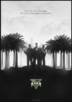 Grand Theft Auto V, (video game)