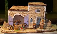 miniatures village market - Google Search