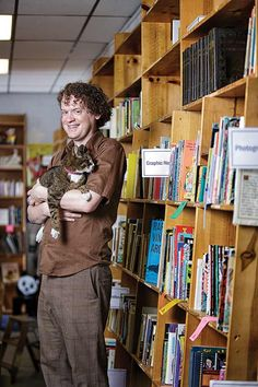 Local Literary Scene - Scribes and Bookworms Unite to Geek Out | Sound Sound magazine | by Jackie Fender