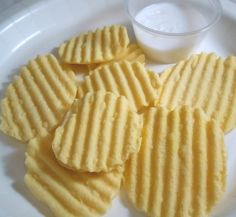 Potato Chips and Dip Fun Food Snack Soap by ajsweetsoap on Etsy, $6.75