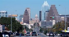 Austin, TX - I went to the University of Texas in 2010 for my friend to tour the graduate school.. Interesting city..