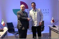 Italia y Panamá buscan reforzar relaciones diplomáticas http://www.inmigrantesenpanama.com/2014/12/11/italia-y-panama-buscan-reforzar-relaciones-diplomaticas/