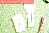 sew: Most Common Pant Alterations || A Fashionable Stitch