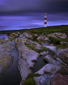 Ian Cameron  Stripes    Tarbart Ness, Highlands, Scotland.
