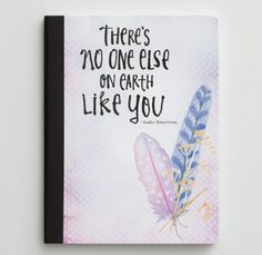 Sadie Robertson's new school supply line @ Walmart check it out! She has notebooks and composition books etc. so many cute sayings!