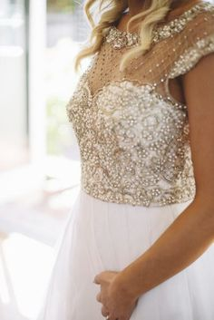 45 Gorgeous Wedding Dress Details That Are Utterly To Die For   http://www.deerpearlflowers.com/45-gorgeous-wedding-dress-details-that-are-utterly-to-die-for/