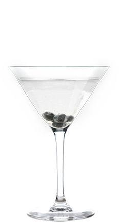 Bikini Martini    2 oz Voli Lyte  5 Blueberries  Mint  Agave Nectar  Soda water    Glass: Martini    APPROX 110 CALORIES